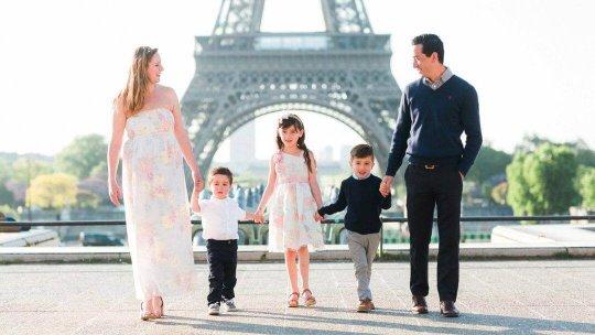 Comment visiter la Tour Eiffel avec les enfants ?